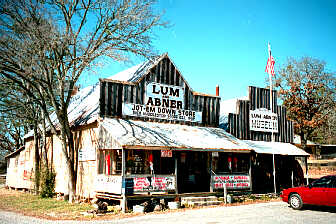 Lum and Abner Museum and Jot 'em Down Store