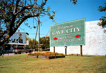 Cave City -- Home of the World's Sweetest Watermelons