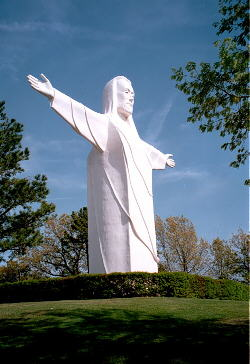 Christ of the Ozarks, a.k.a. The Big Jesus